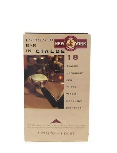 caffe new york ese serving pads 18