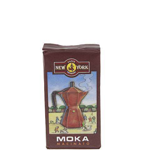 caffe new york 250 g gemalen percolator moka koffie